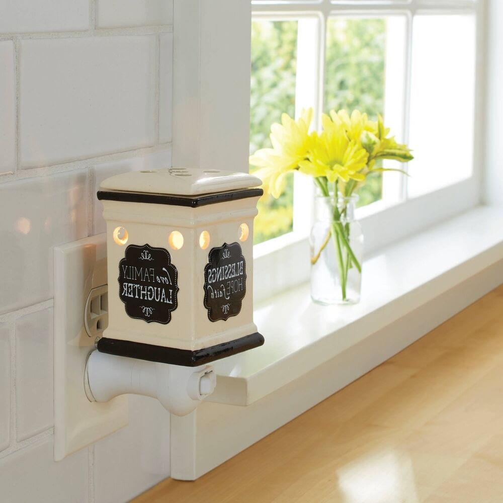 Electric Candle Warmer Plug In Wax Warmer Better Homes And ...
