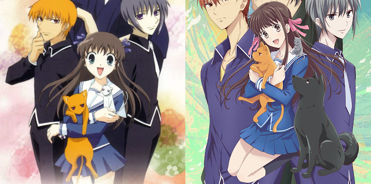 Fruits Basket Anime 2019