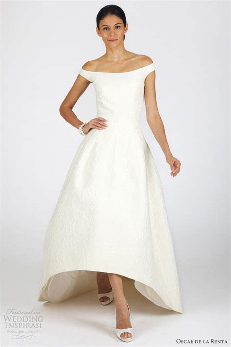 Oscar de la Renta Bridal Fall 2013 Wedding Dresses