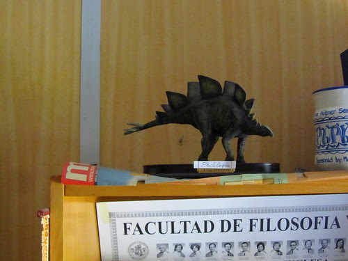 Stegosaurus Philologia by JoseAngelGarciaLanda