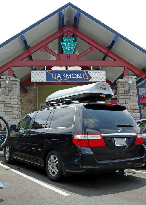 Oakmont Travel Plaza