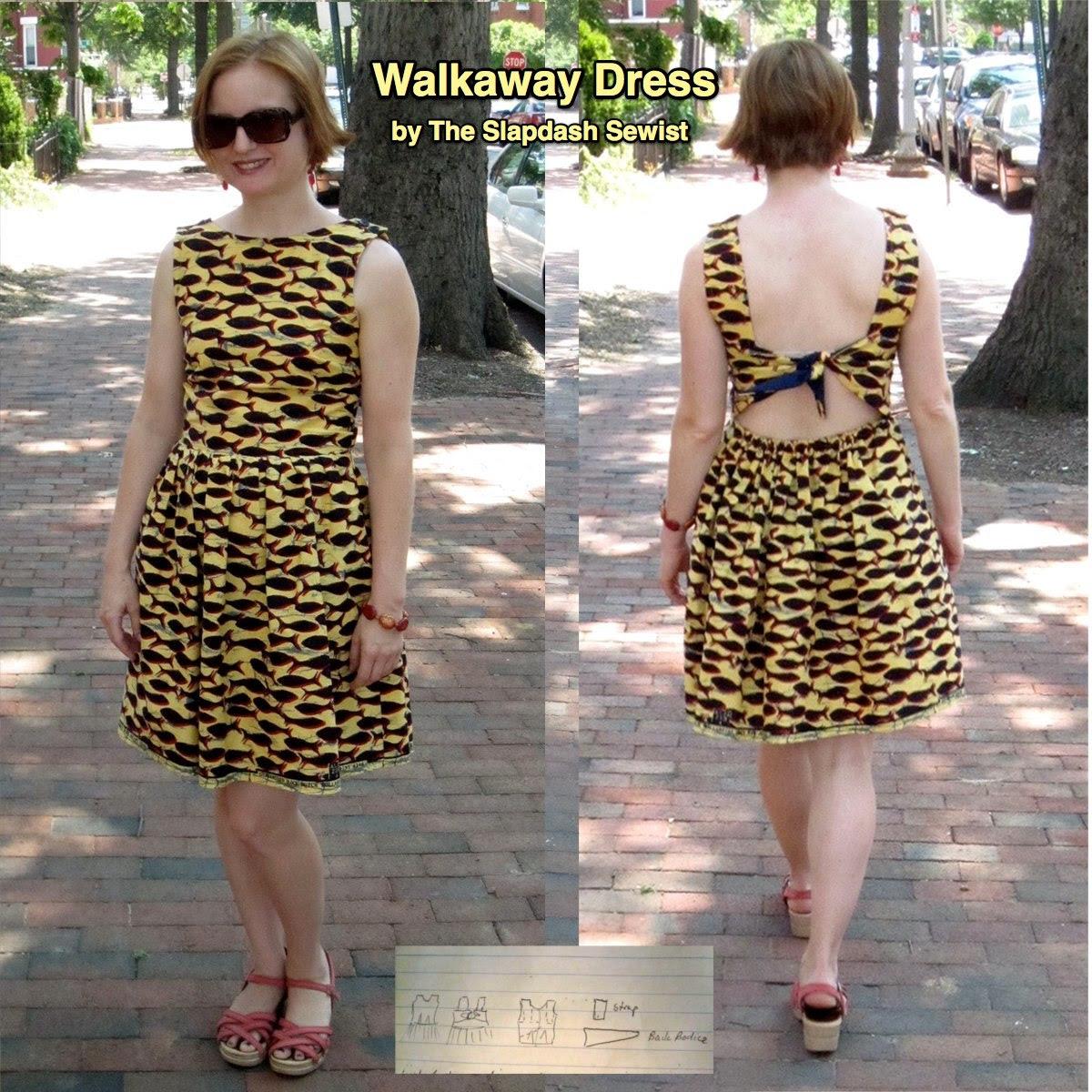 Walkaway Dress Thumbnail
