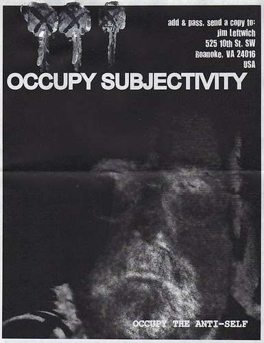 occupy - from kerosene by jim leftwich