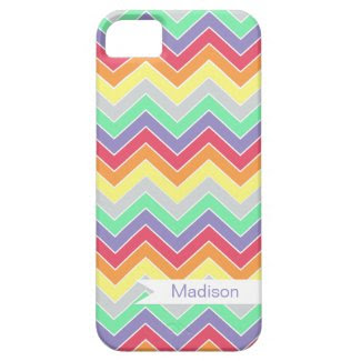 Candy Coated {chevron pattern} iPhone 5 Cases