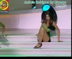 Andreia Rodrigues sensual