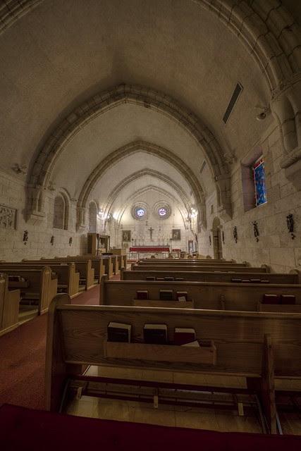 St. Bernard de Clairvaux Chapel