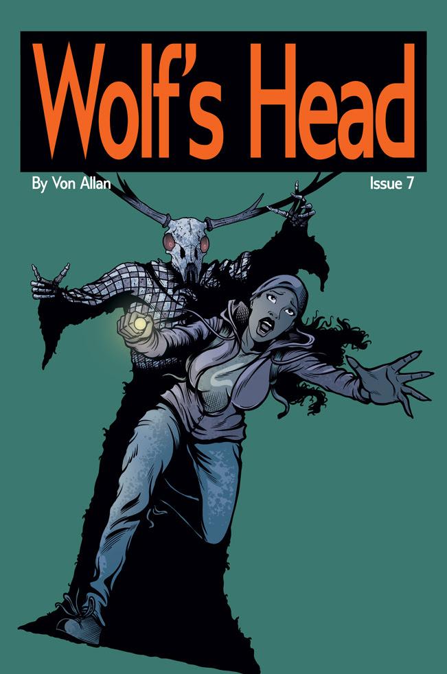 Wolf's Head Issue 7 by Von Allan