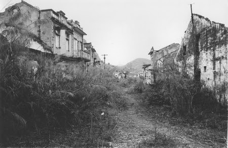 Lai Châu bị tàn phá ghê gớm - Ảnh: Dunai Péter