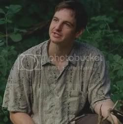 William Mapother as 'Ethan Rom' on LOST