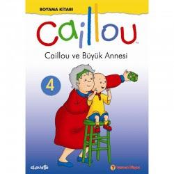 Caillou Vcd 6 Caillounun Maceraları 16 Bölüm