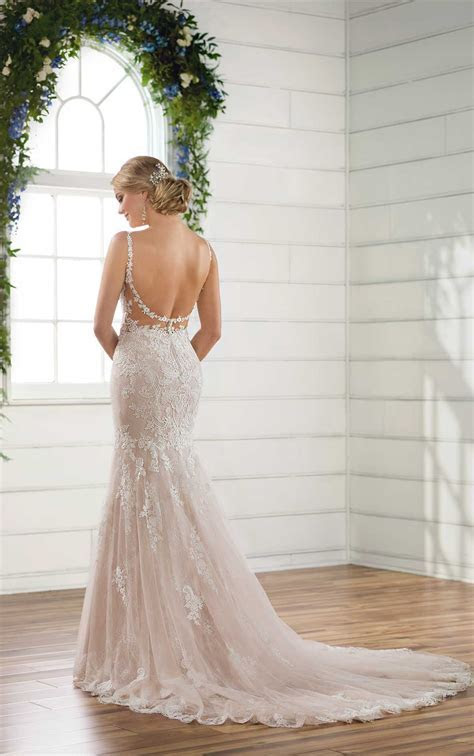 Selection of Bridal dresses by Essense of Australia