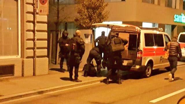 Risultati immagini per sparatoria a Zurigo