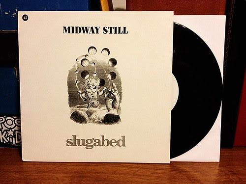 """Midway Still - Slugabed 10"""" by Tim PopKid"""
