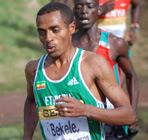 Kenenisa Bekele