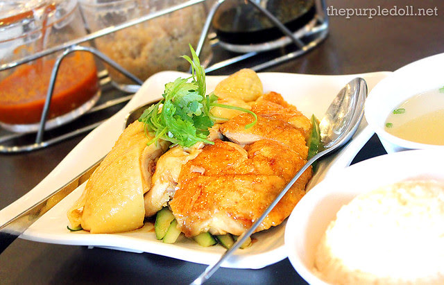 Wee Nam Kee Hainanese and Roasted Chicken