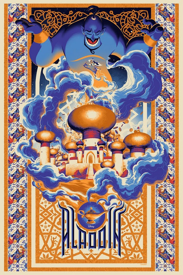Aladdin by Matt Taylor 607