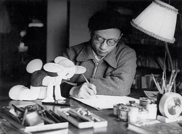 Resultado de imagen de Osamu Tezuka (1928-1989)