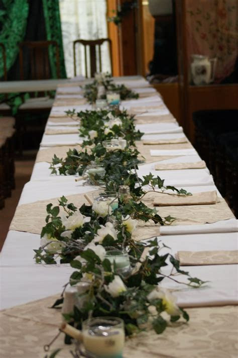 Ivy Table Runner by Whickender.deviantart.com on