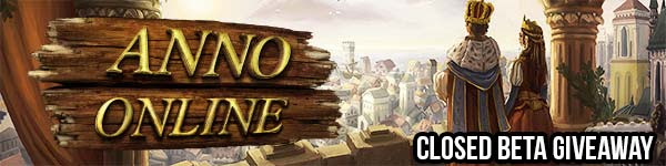 ANNO Online Closed Beta Key Giveaway