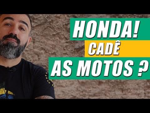 Porque a Honda está demorando entregar as motos!