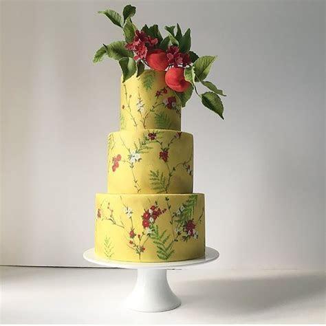 11215 best wedding cakes images on Pinterest   Cake