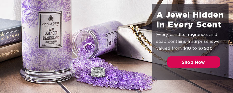 A Surprise Jewelry Gift in Every Candle, Bead & Soap ...