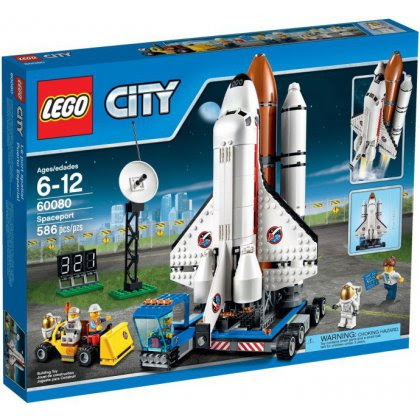 Prom Kosmiczny LEGO 60080