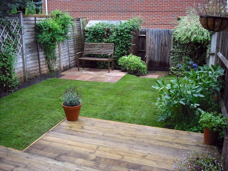 Ideas for small backyard makeovers
