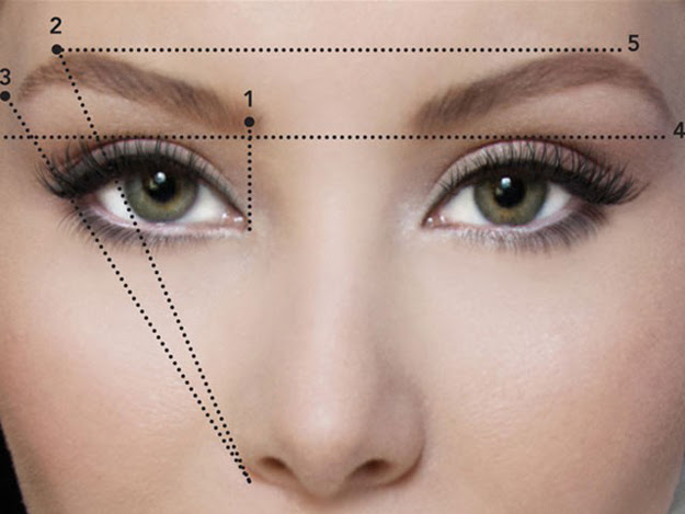 Image result for Perfect brows