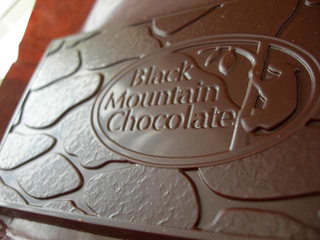 Black Mountain Fresh Chocolate Bar