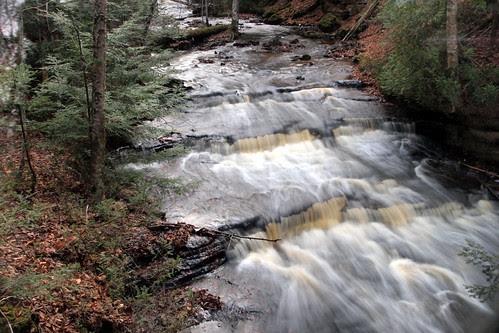 Mosquito Falls rapids