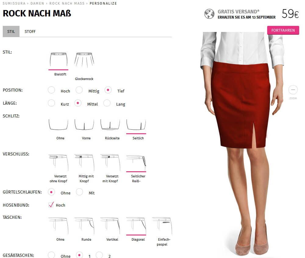 kleider selbst designen - individuelle mode