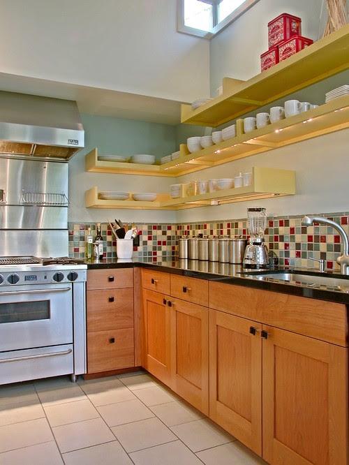Weyand Residence contemporary kitchen