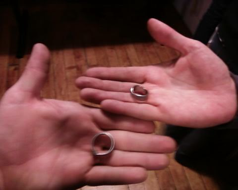 Colombo - Nelson Ring Comparison