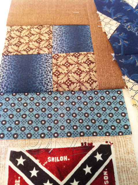 IMG_2974 Gettysburg Battle Flag quilt block
