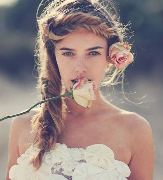 roses and braids