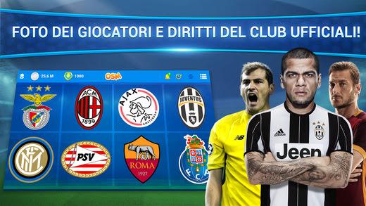 -GAME-Online Soccer Manager (OSM) - Prendi il controllo del tuo club di calcio preferito vers 4.1.13