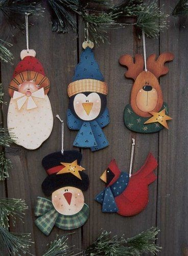Christmas Wood Craft Patterns