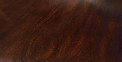 american  solid mahogany dining table   leaves