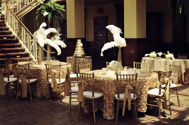 Great Gatsby Inspired Events | Occasions Catering