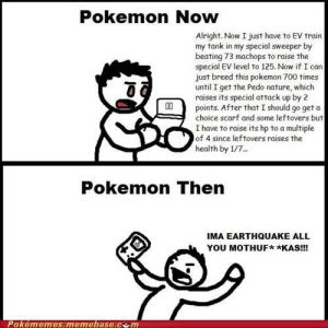 Pokemon+Then+and+Now