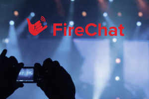 FireChat with anyone sans mobile signals