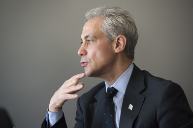 Rahm Emanuel Says 'I'm Ready Either Way' As Runoff Election Looms