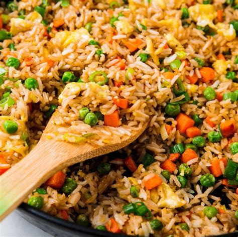 perfect fried rice recipe chinese  fried rice