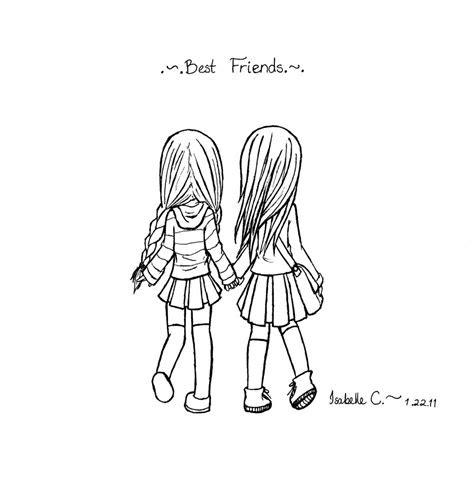 edit photo cute anime  friends drawing  friend