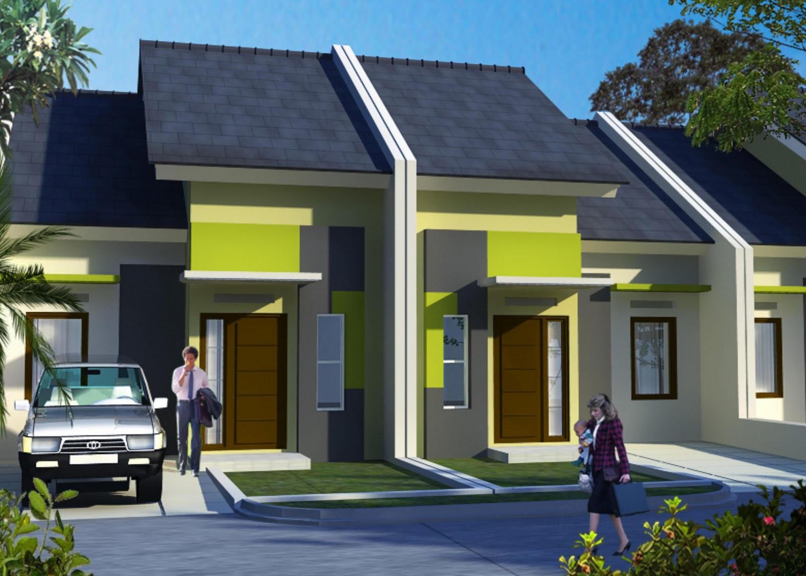 Desain Rumah Sederhana Minimalis Tipe 36 yang Nyaman