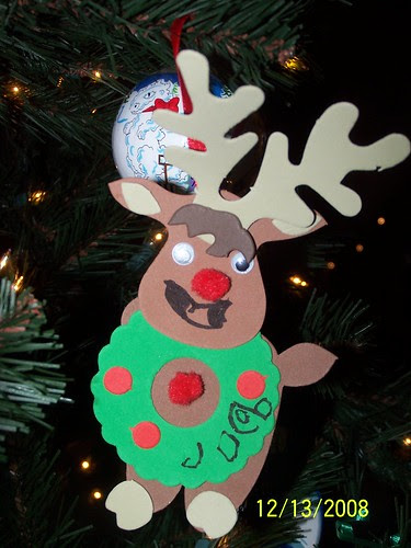 Jacob's reindeer