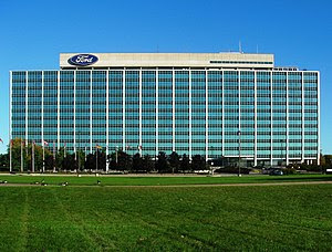 Ford Motor Company Headquarters, Dearborn, Mi....