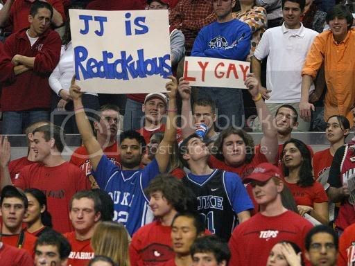 JJ is REDICKULOUS ... LY GAY!