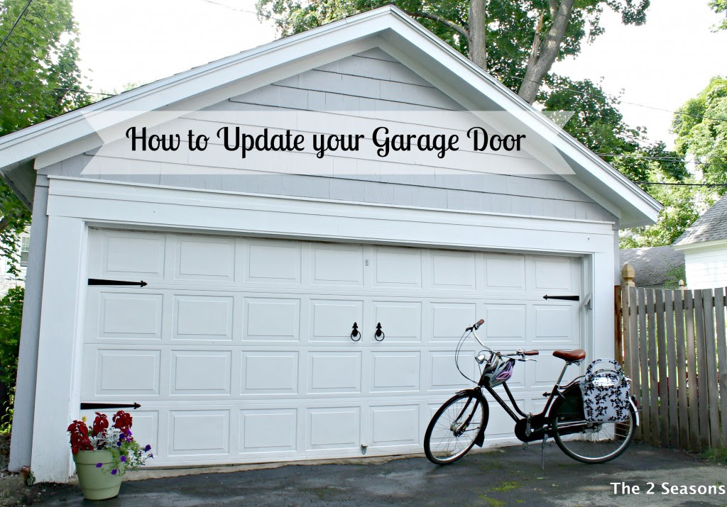Updating your garage door